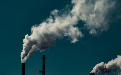 Textile industry releasing toxins into atmosphere