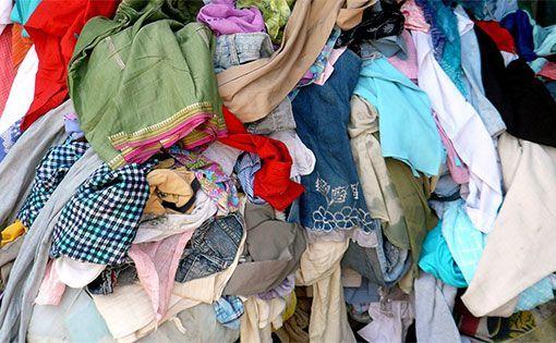 Managing textile waste