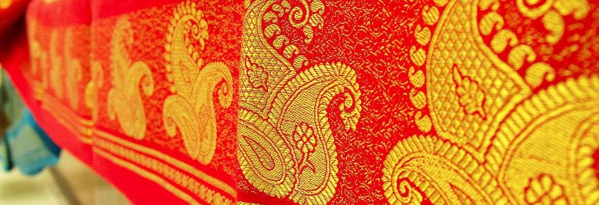 Indian Silk Industry