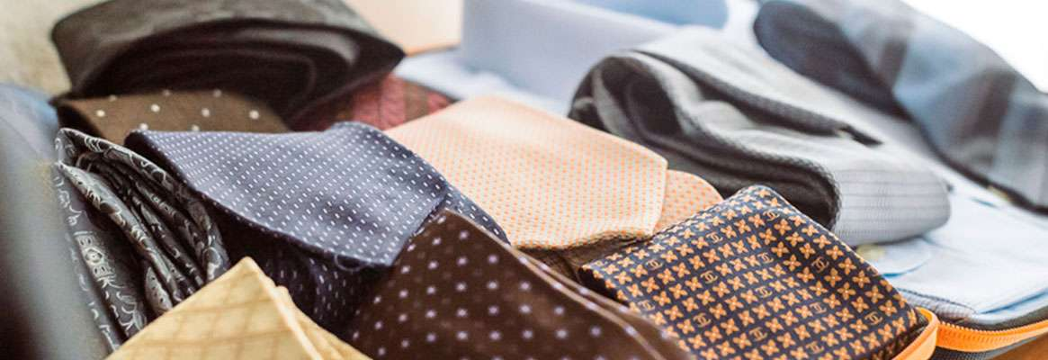 The innovative garment accessories offer appealing looks