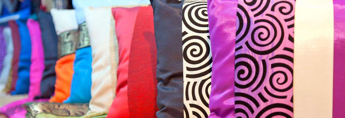 How to Make Pillowcases Out of Decorative Fabrics