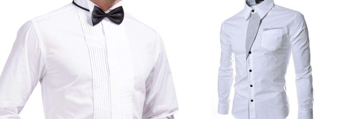 Dress Shirts - Buying A Shirt For The Graduation Ball Or Wedding