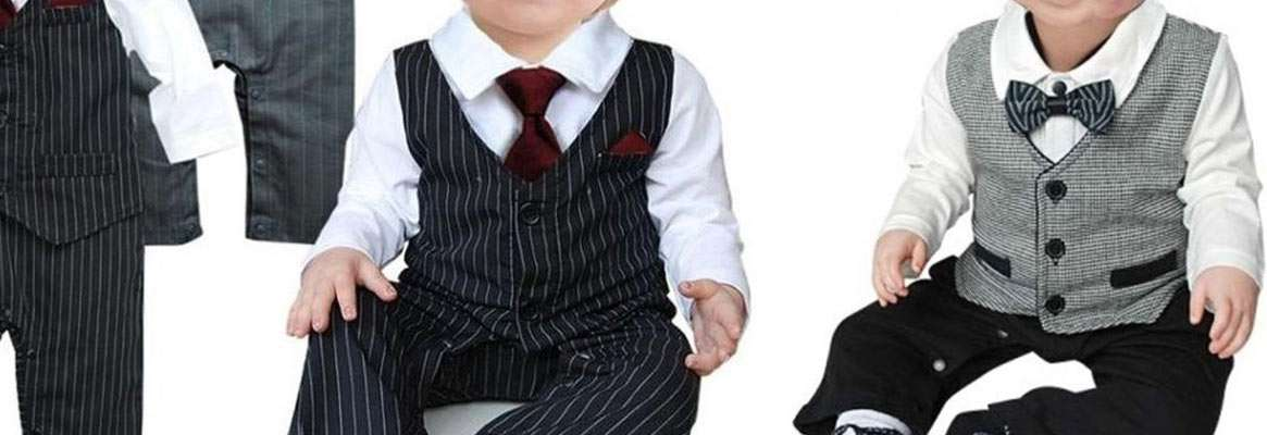 Formal Wear For Baby