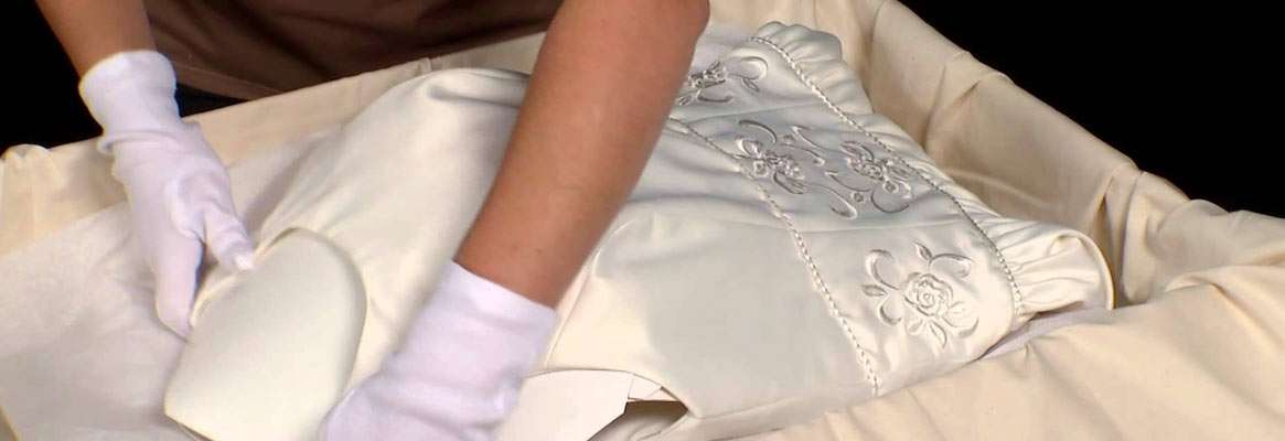 Wedding Dress Cleaning Tips