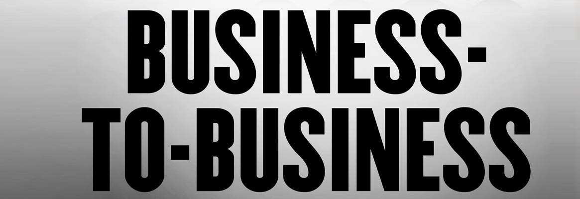 Making Sales Business-to-Business