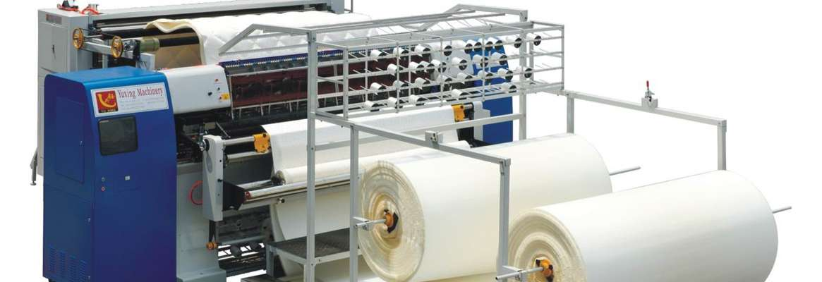Chinese Textile Machinery Maker Unveils Latest Technologies