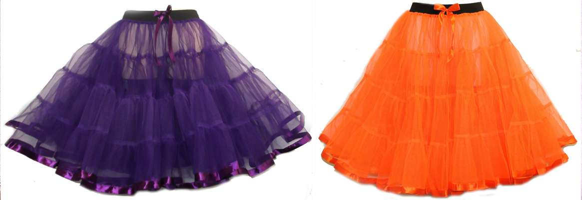 Rock and Roll Petticoats