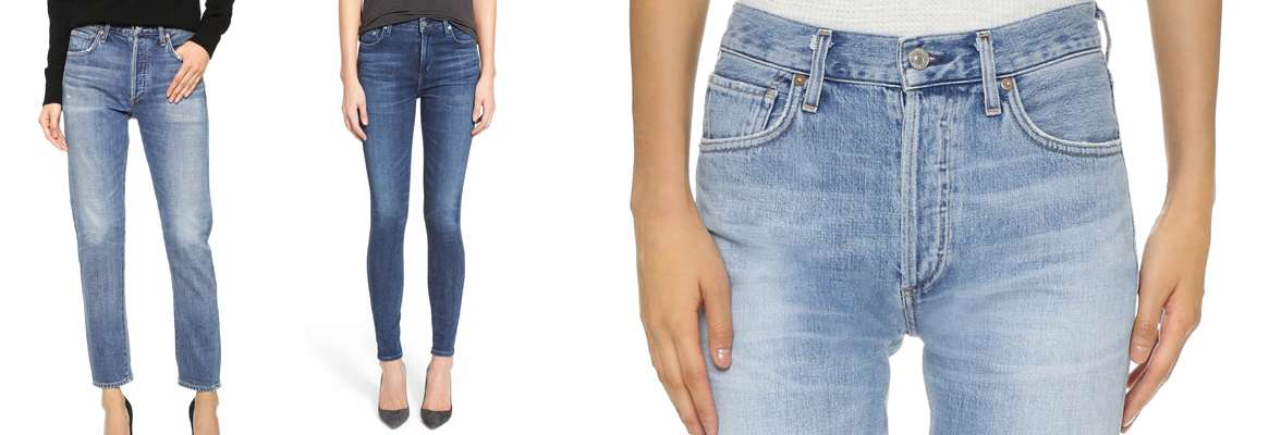 Citizens of Humanity Jeans - How to Get the Best Fit