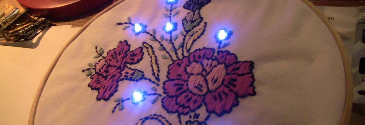 Electronic Textiles - Fibre2Fashion