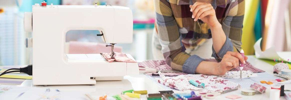 Learn To Sew: Choosing and Preparing Fabric