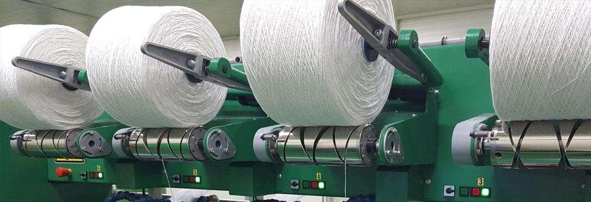 DREF Spinning: A Platform for Hitech Textiles