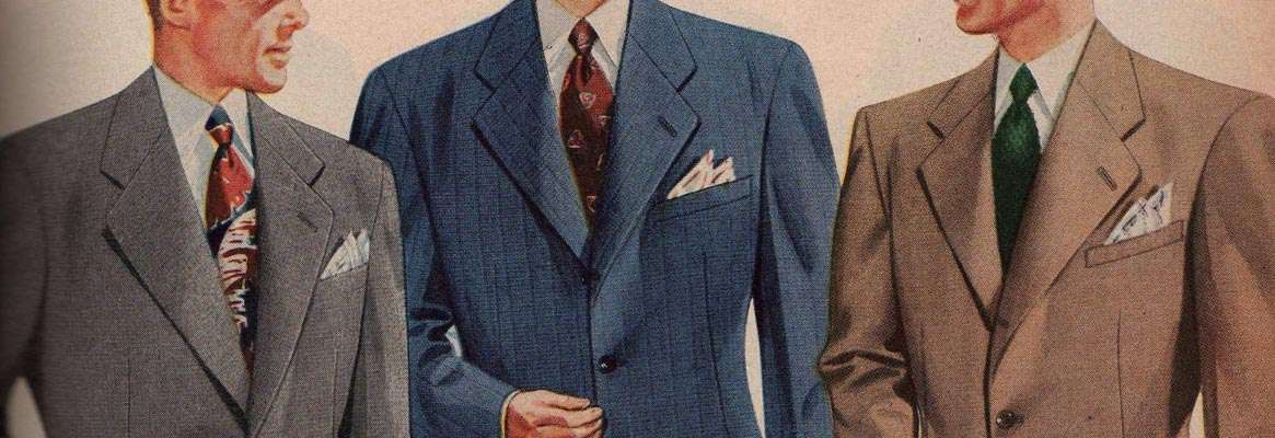 Looking Good Throughout the Years: A History of Men's Suits