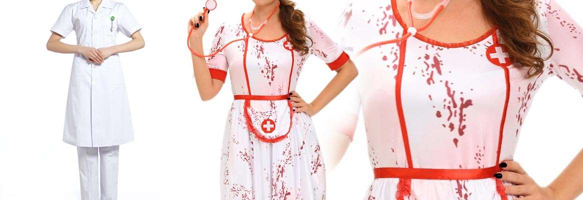 From white dresses to printed scrubs the evolution of nursing uniforms