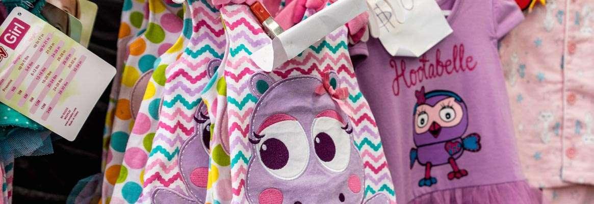 Children's apparel market in India - The shift in preferences