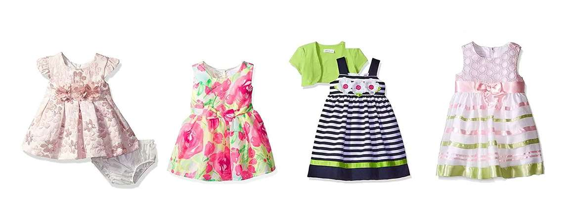 The best of the best baby girl dresses