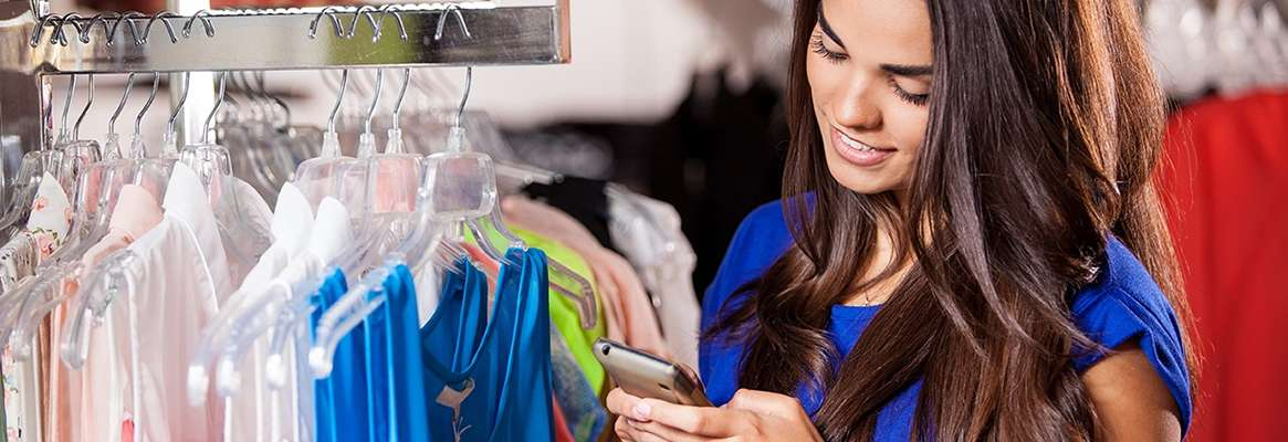 Strategies for discount apparel shopping online
