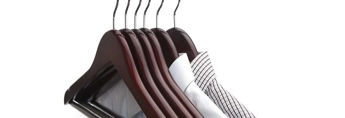 Think about the clothes hangers' audience