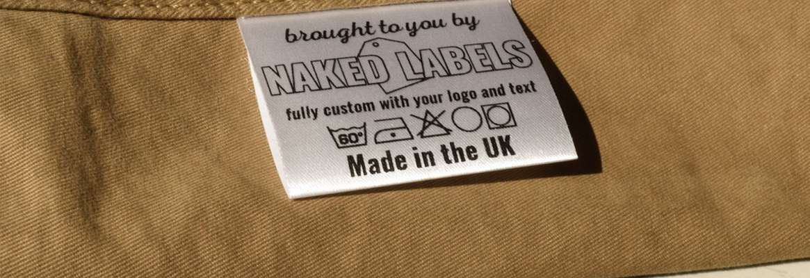 Clothing label regulations for your garment