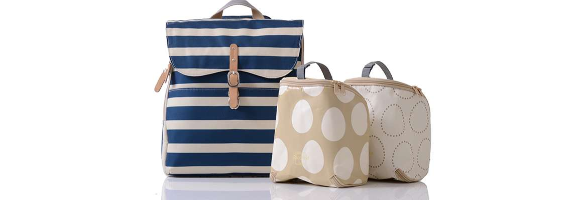 Top diaper bag trends for 2007