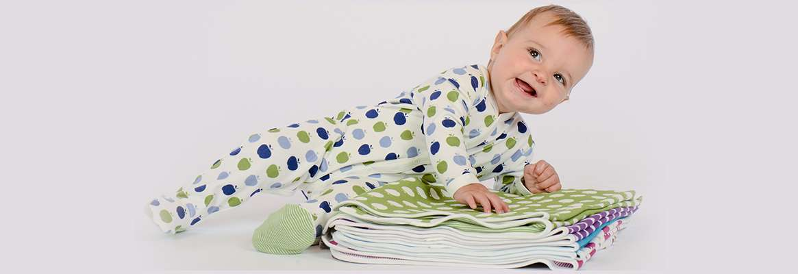 Choosing to live organically: Organic baby clothes