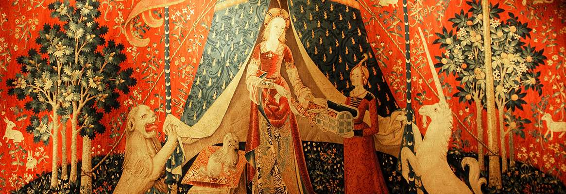 The modern appeal of Asian tapestries