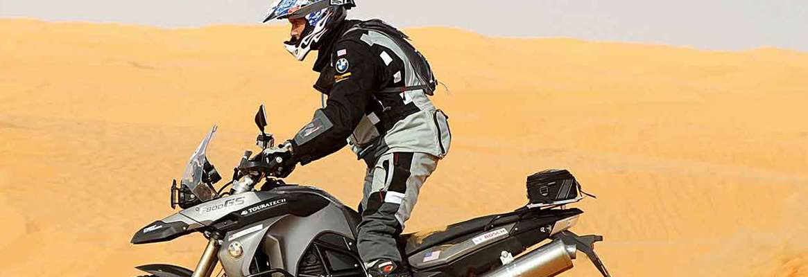 Standard motorcycle apparel and beyond