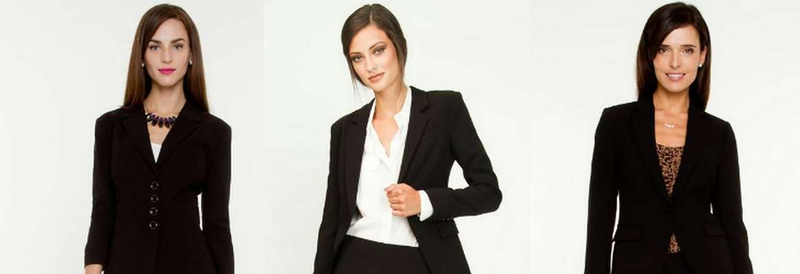 Look and wear professional clothing for your job interview