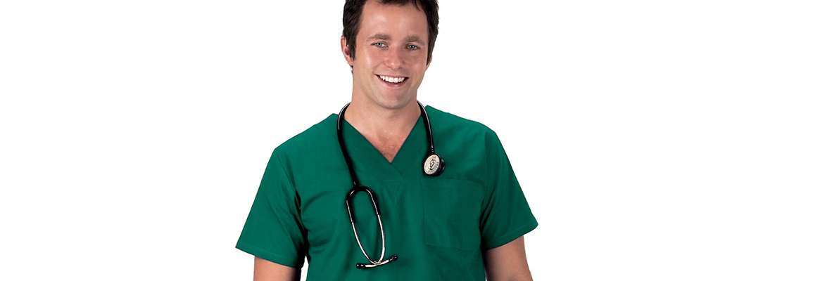 Green scrubs: a short history in review