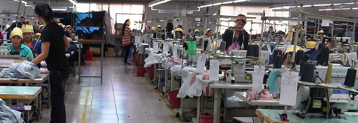 garment industry production system Clothing and footwear industry - production control and plant considerations: in  the  but this whole-garment system rarely existed after 1940 for ready-to-wear.