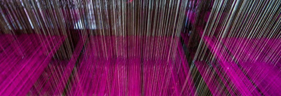 Indian powerloom sector with special focus on powerloom cluster