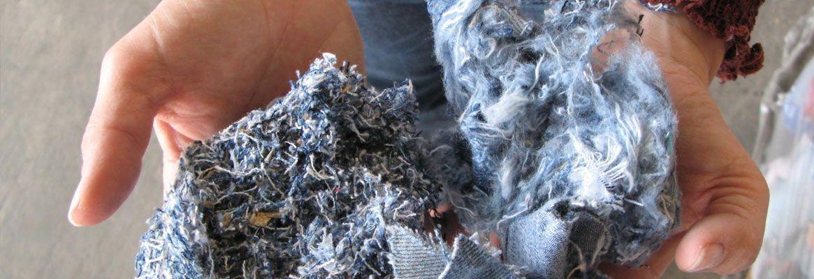 Recycling fiber