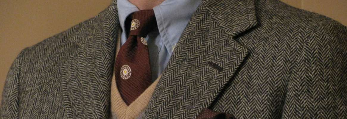 Tweed jackets, the serious choice for Country-side pursuits