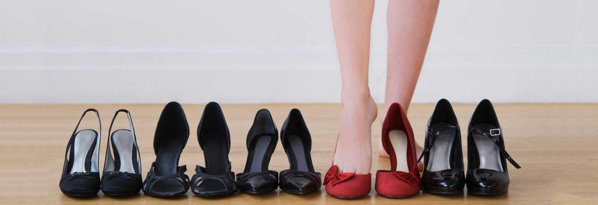 Women footwear for comfort and style!