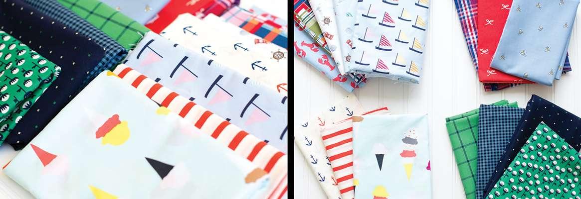 Fabrics for every season