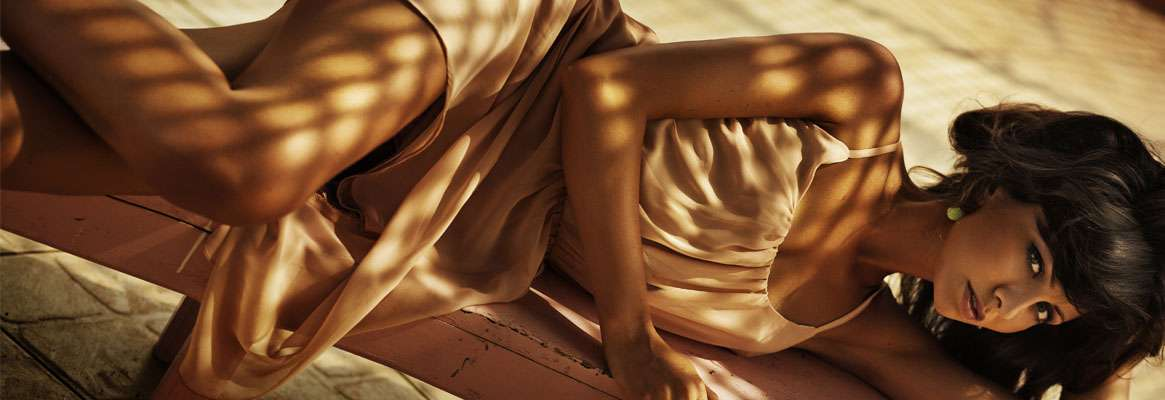 Leather Lingerie: Your second skin