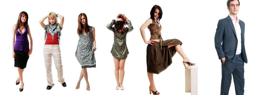Skirts for women, trousers for men