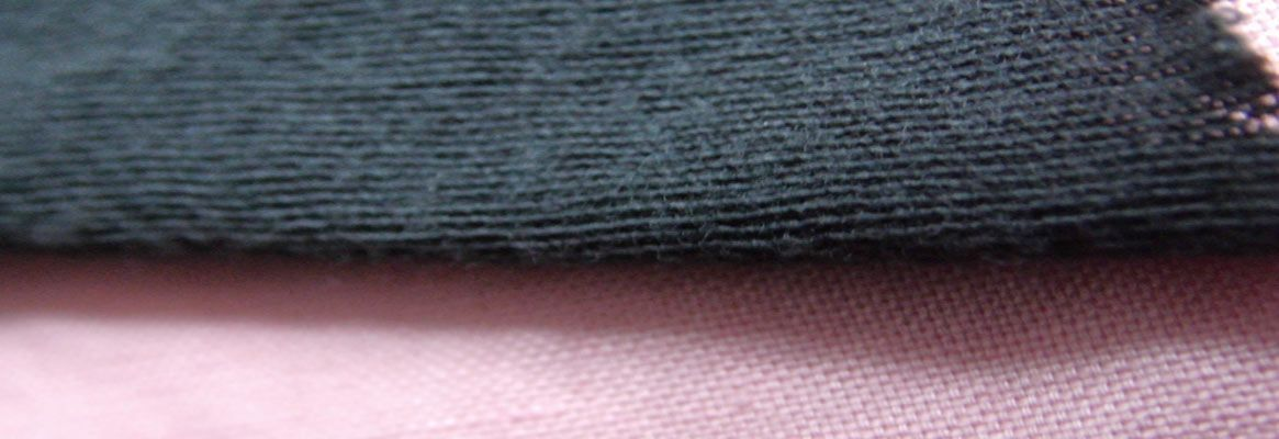 Fabrics from bamboo charcoal