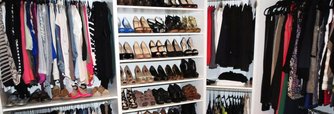 Some of the reasons women have closets full of designer shoes