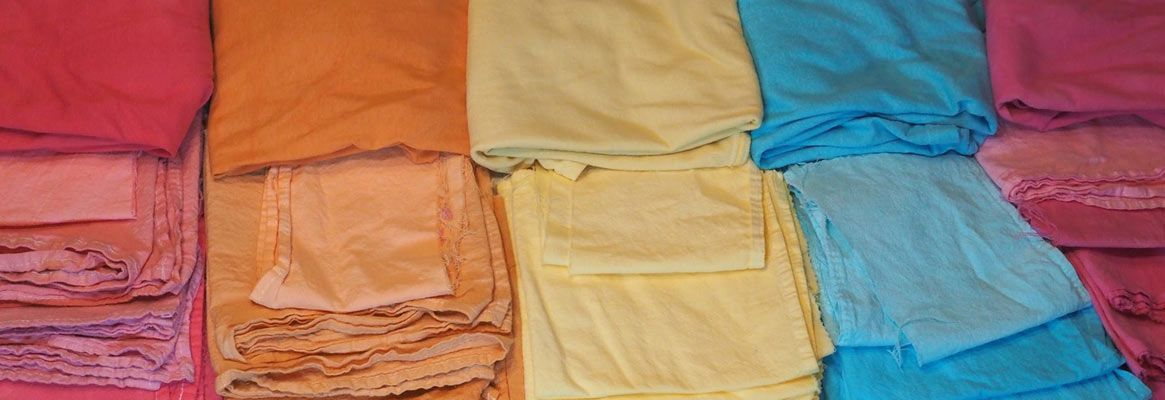 Frequently asked questions in fabric dyeing