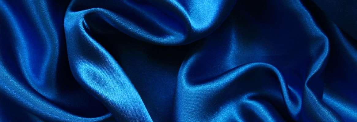 Crushed fabrics