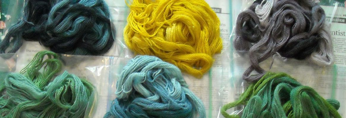 System setting in pretreatment and dyeing in reactive dyeing for cotton