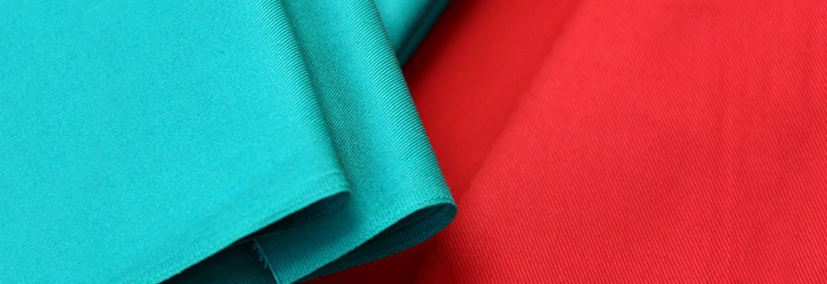 Wrinkle resistant cotton fabrics