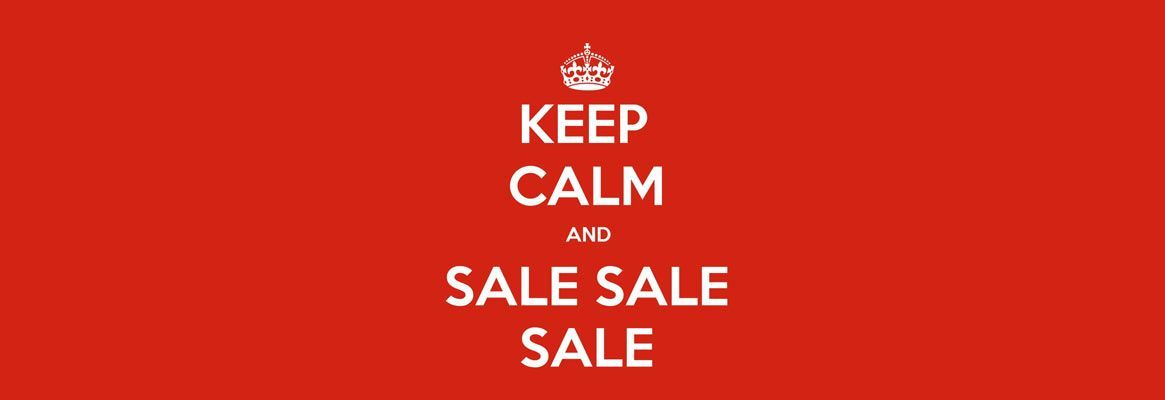 Keep the sale
