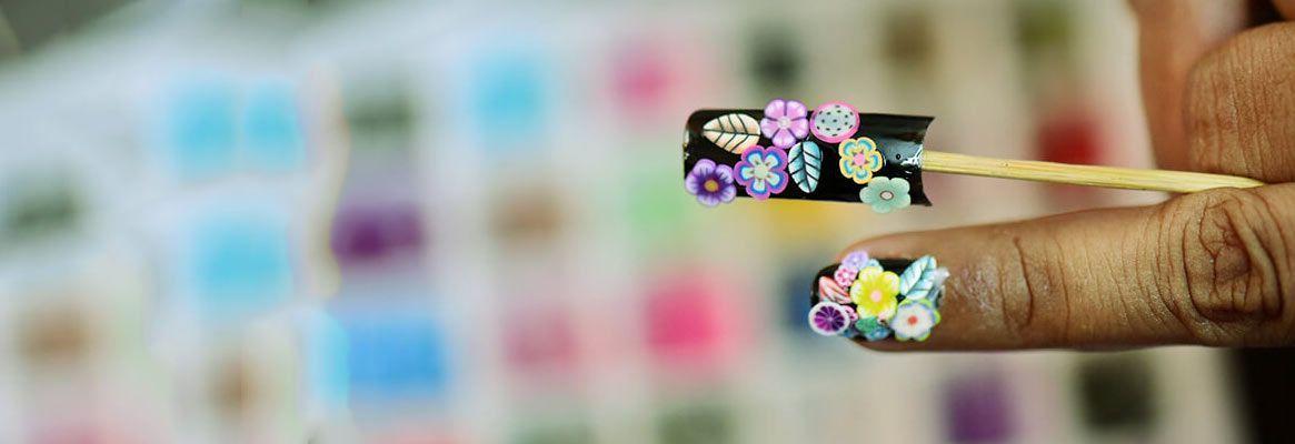 Nail Art, Modern Nail Art, Nail Art Trends, Digital Nail Painting