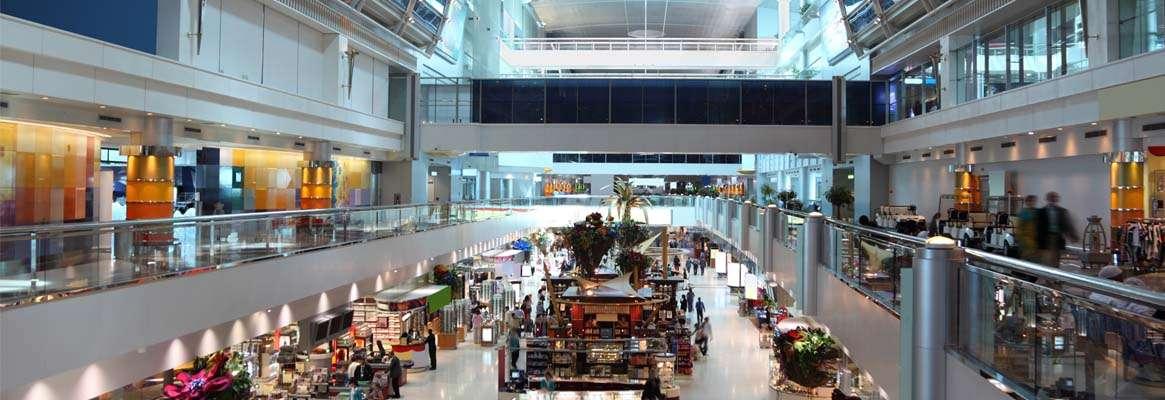Mall management strategies
