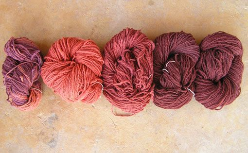 Standardization of recipe for dyeing
