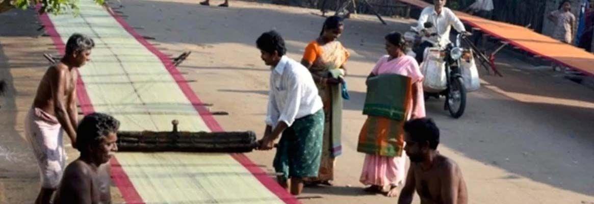 Metamorphosis of the Indian handloom sector