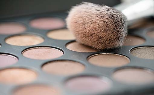 Making up a career in make-up