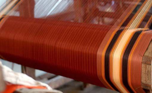 Weaving of 3Dm fabric in handlooms