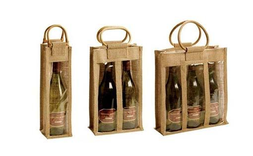 Trendy bags to carry your favorite wine!